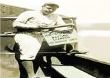 베이브 루스가 1924년에 친 홈런 배트 경매...입찰가 300만 달러