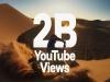 [고프로] 20억뷰 돌파...유튜브 채널 개설 이후 2천편 이상 영상 누적 조회수