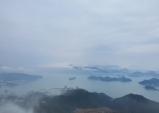 [대한민국 화첩산행 100] ⑱미륵산(461m)...한려해상국립공원 품은 힐링의 산