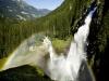 [오스트리아] 잘츠부르크주의 호에타우에른 국립공원...크림러 폭포 장관