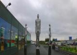 [최치선의 포토에세이] 아이슬란드...케플라비크 국제공항 조형물