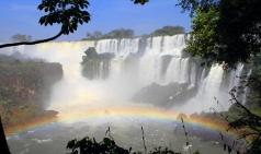 [아르헨티나] 이과수폭포...세계 3대 폭포, 5Km, 270여개 물줄기를 쏟아내는 장쾌한 풍경