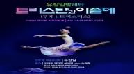 [공연] 유장일 발레단...트리스탄과 이졸데, 1월 9일 오후 3시와 7시 성남아트센터