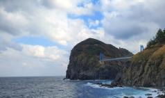 [울릉도] 하늘이 내린 보물섬 3박 4일 여행...#첫째날, 45km 일주도로 드라이브