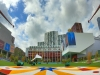 [최치선의 포토에세이] #네덜란드 로테르담 샤우부루그 광장...자유와 개성이 넘치는 건축의 천국