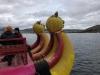 [전혜진의 좌충우돌 세계일주] #39.페루 푸노...작은 인공섬에 살고 있는 상업적인 페루 인디헤나들
