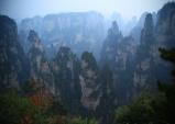 [최치선의 포토에세이] 중국...영화 '아바타'의 활영지, 장자제의 선경