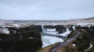[최치선의 포토에세이] Fjadrargljufur Canyon...아이슬란의 원더랜드