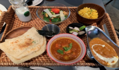 SLOW...송리단 길에서 인도의 맛을 느끼다