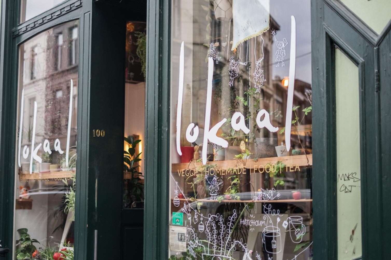 5 겐트의 유명한 채식주의 식당인 Lokaal.jpg
