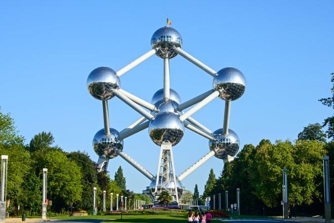 7 브뤼셀의 상징인 아토미엄.jpg